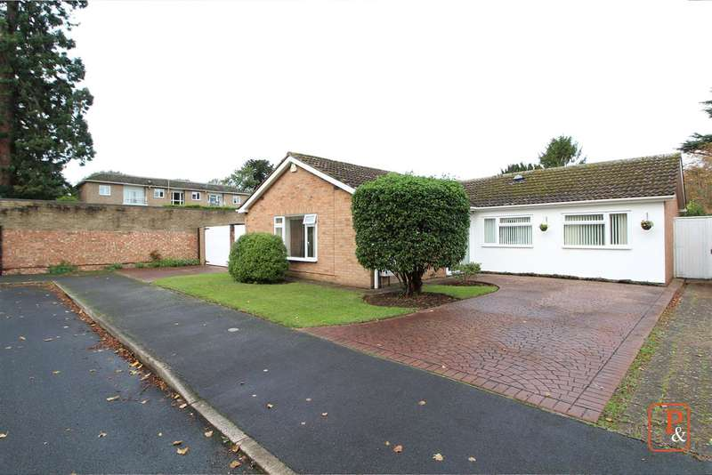 3 Bedrooms Bungalow for sale in Cherrywood Drive, Lexden, Colchester CO3