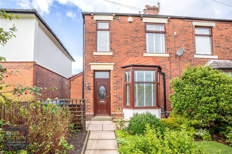 3 Bedrooms Semi Detached House for sale in Abbott Street, Castleton, Rochdale, Greater Manchester, OL11