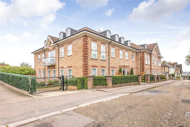 2 Bedrooms Flat for sale in Bournehall House, Bournehall Road, Bushey, WD23