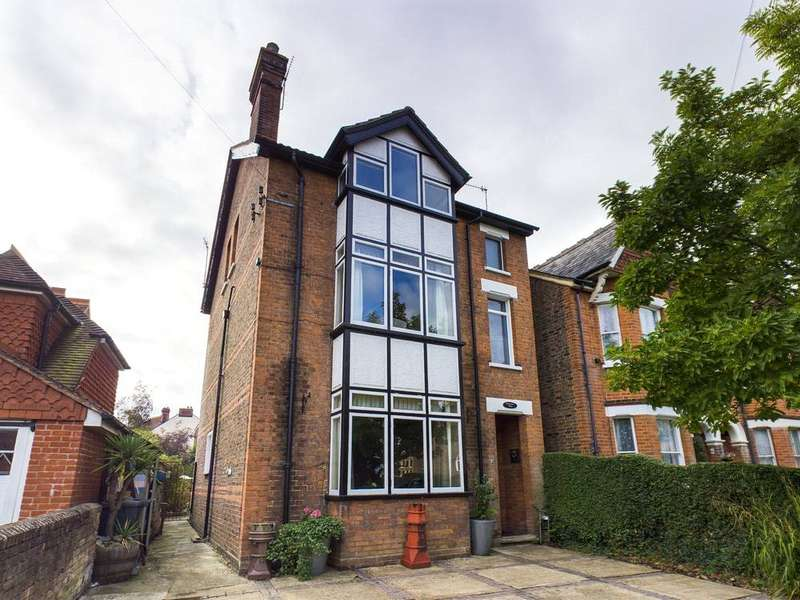 6 Bedrooms Detached House for sale in Pembury Road, Tonbridge