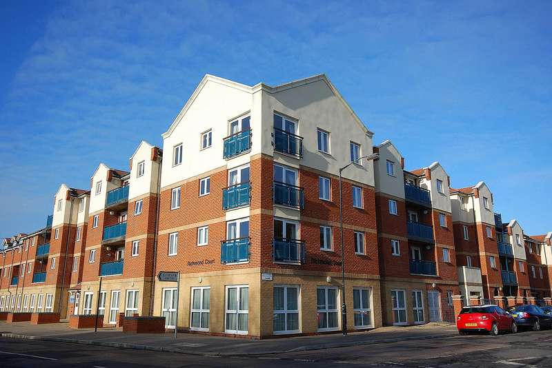 1 Bedroom Retirement Property for sale in Richmond Court, Herne Bay