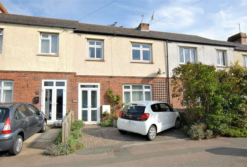 3 Bedrooms Terraced House for sale in Seabrook Road, Seabrook, CT21