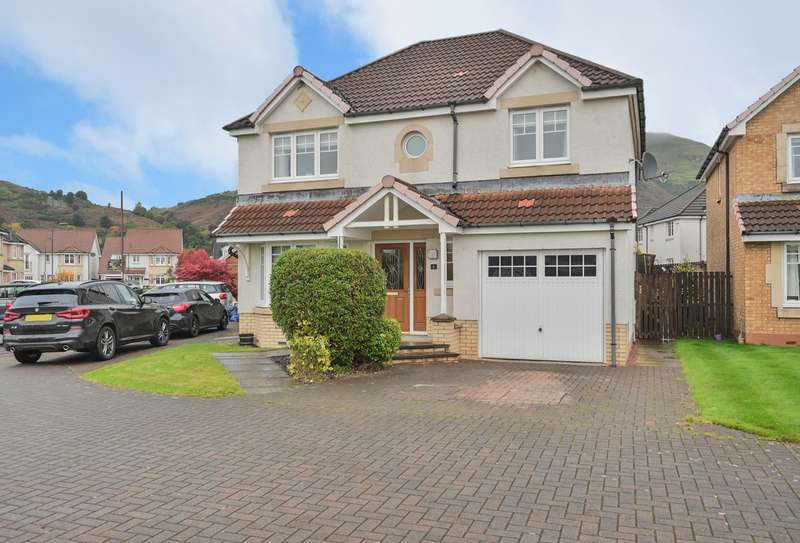 4 Bedrooms Detached House for sale in Birch Grove, Menstrie, FK11