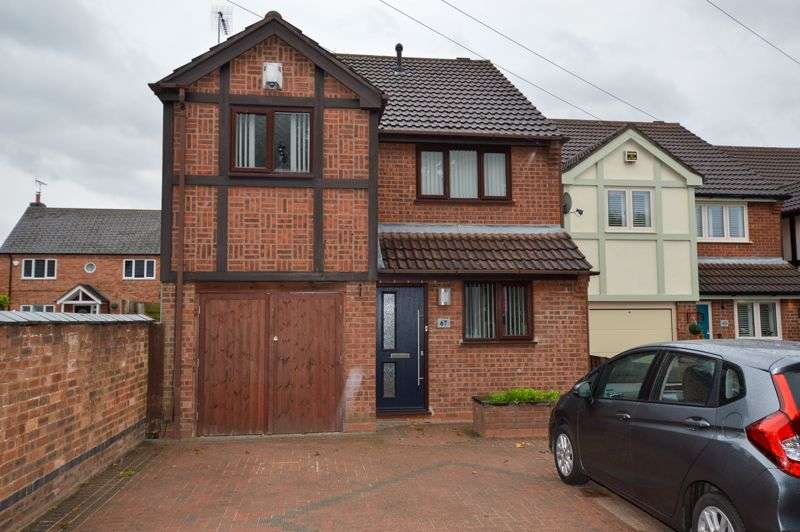 4 Bedrooms Property for sale in Lutterworth Road, Burbage