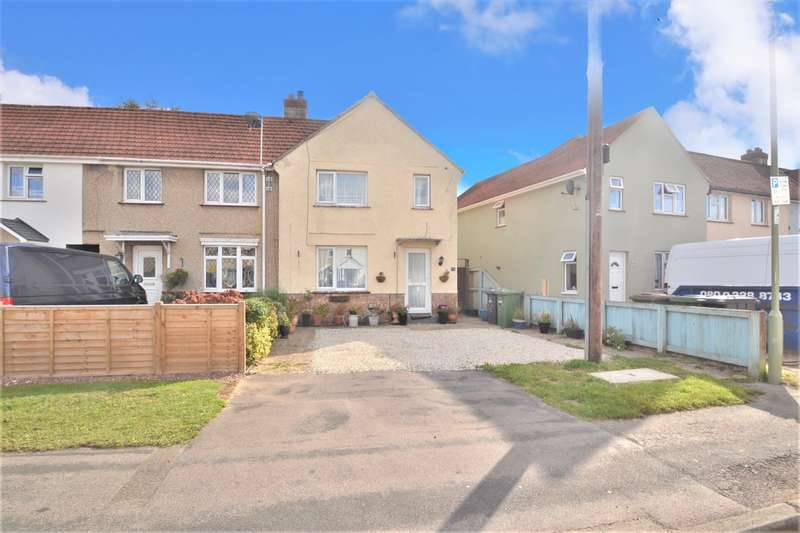 3 Bedrooms End Of Terrace House for sale in Eastleigh