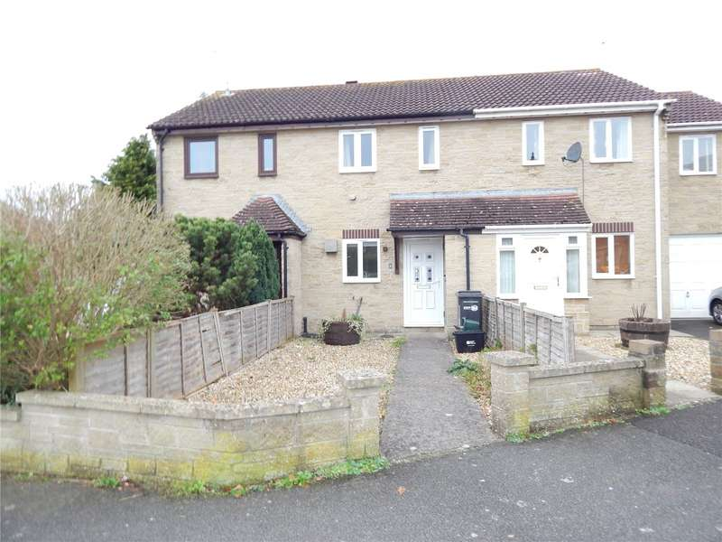 2 Bedrooms Terraced House for rent in Arlington Close, Yeovil, Somerset, BA21