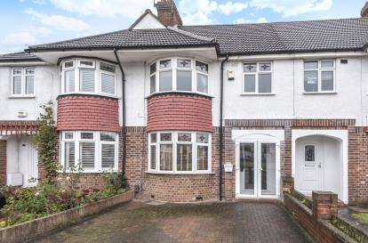 3 Bedrooms Terraced House for sale in The Greenway, Orpington