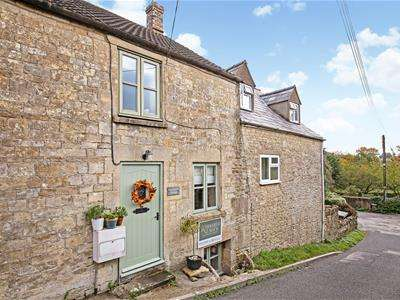 2 Bedrooms Terraced House for sale in Skaiteshill, Brownshill, Stroud