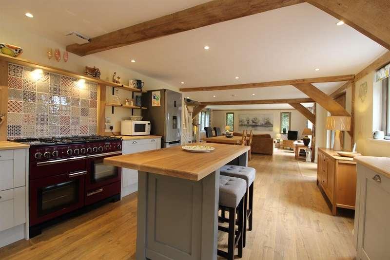 3 Bedrooms Detached House for sale in RURAL TENTERDEN/BIDDENDEN