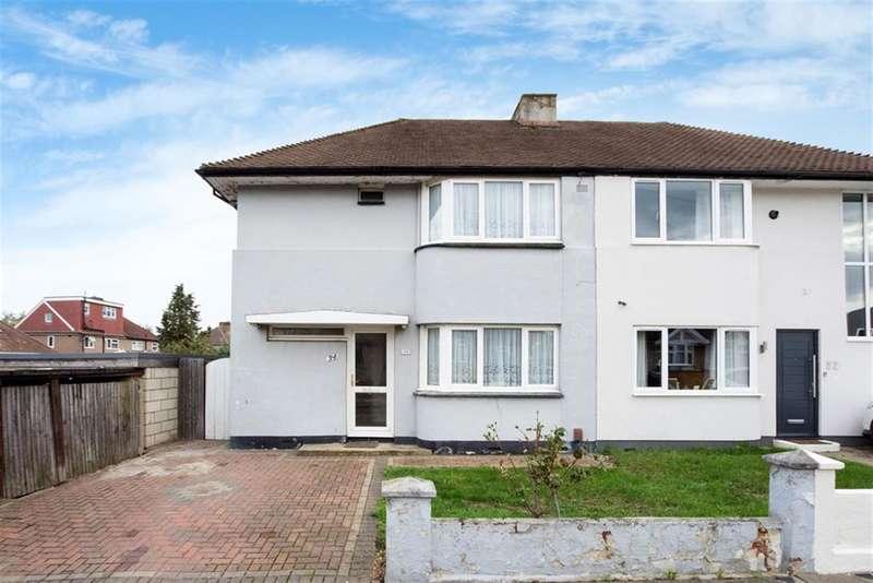 3 Bedrooms Semi Detached House for sale in Marcus Road, Dartford, DA1 3JX