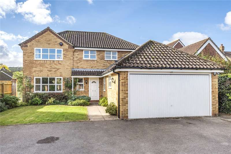 5 Bedrooms Detached House for sale in Coles Mede, Otterbourne, Winchester, Hampshire, SO21