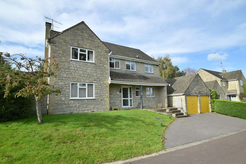 4 Bedrooms Detached House for sale in Bownham Park, Rodborough Common, Stroud, GL5