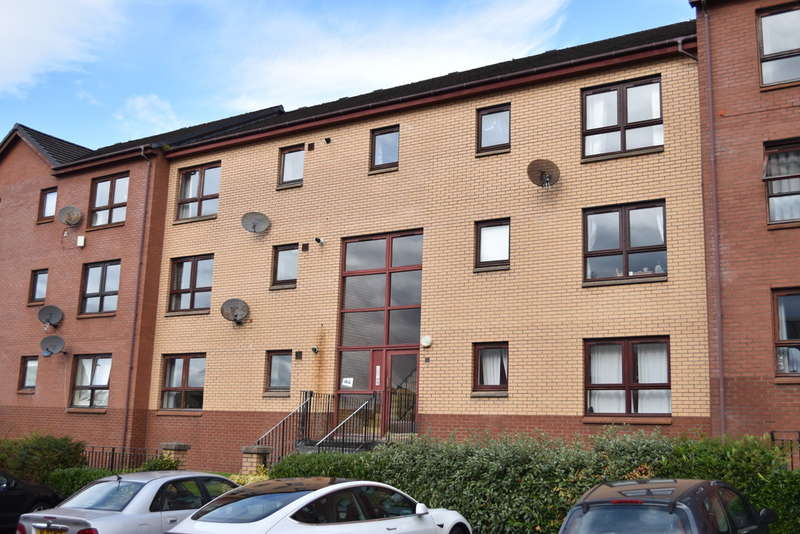 2 Bedrooms Flat for sale in 94 Grovepark Street, St Georges Cross