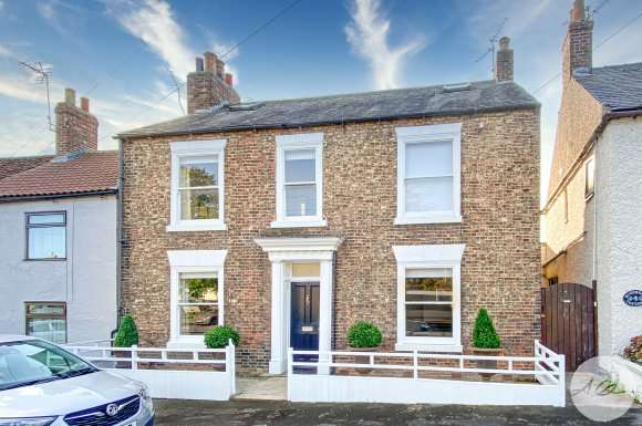 5 Bedrooms Property for sale in Georgian Townhouse with Self Contained Annexe