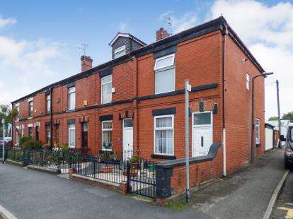 3 Bedrooms End Of Terrace House for sale in Millett Street, Bury, Manchester, Greater Manchester, BL9