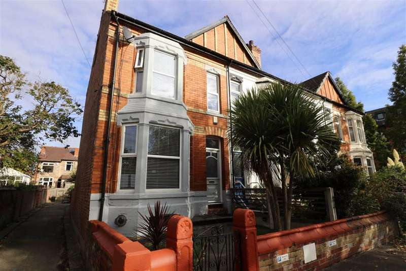 4 Bedrooms End Of Terrace House for sale in Chatsworth Grove, Whalley Range, Manchester, M16