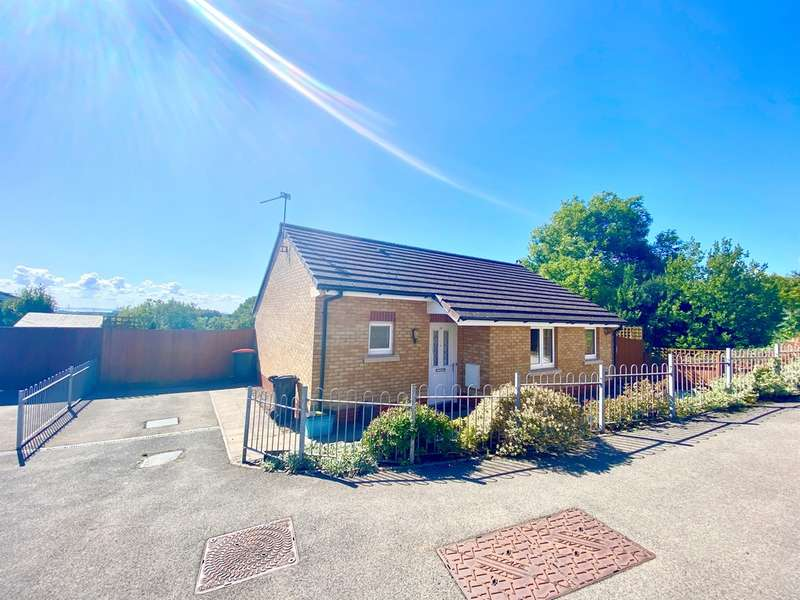 2 Bedrooms Detached Bungalow for sale in Drinkwater Close, Newport