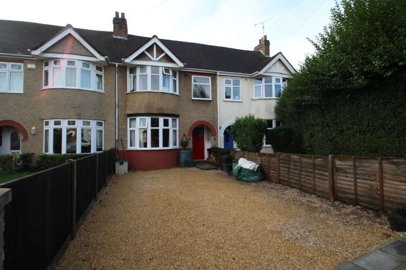 3 Bedrooms Terraced House for sale in POWNALL CRESCENT, COLCHESTER