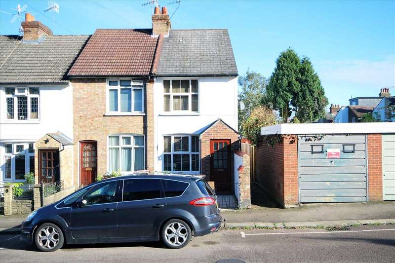 2 Bedrooms End Of Terrace House for sale in Glencoe Road, Bushey, WD23.