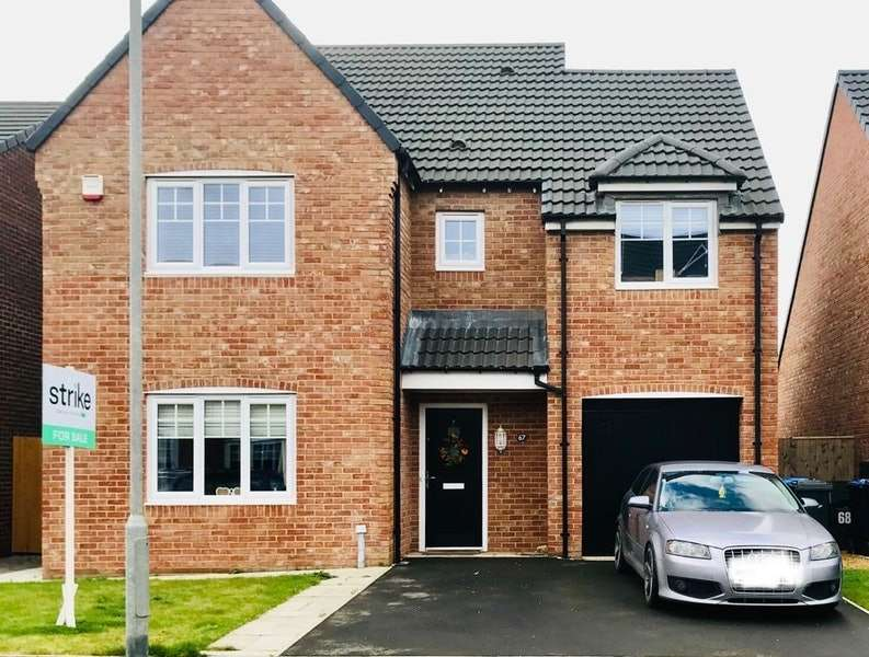 4 Bedrooms Detached House for sale in Holt Close, Middlesbrough, North Yorkshire, TS5