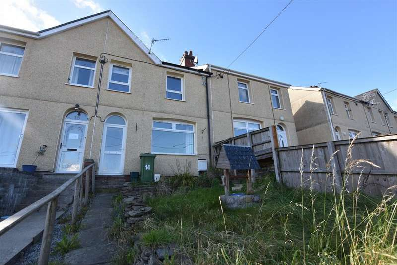 3 Bedrooms Terraced House for sale in Penywerlod Road, Markham, Blackwood, Caerphilly