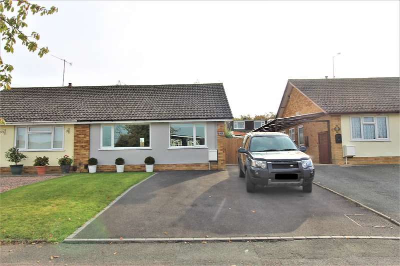 2 Bedrooms Semi Detached Bungalow for sale in SPRINGBANK ROAD, GL51