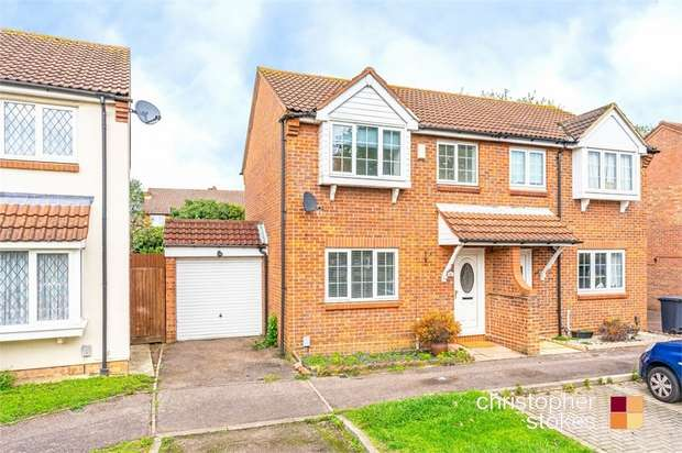 3 Bedrooms End Of Terrace House for sale in Kingsmead, Cheshunt, Hertfordshire