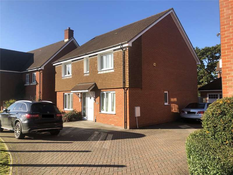 4 Bedrooms Detached House for sale in Chivers Road, Romsey, SO51