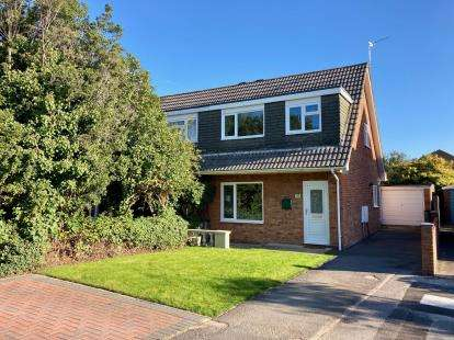 3 Bedrooms Semi Detached House for sale in Banister Park, Southampton, Hampshire