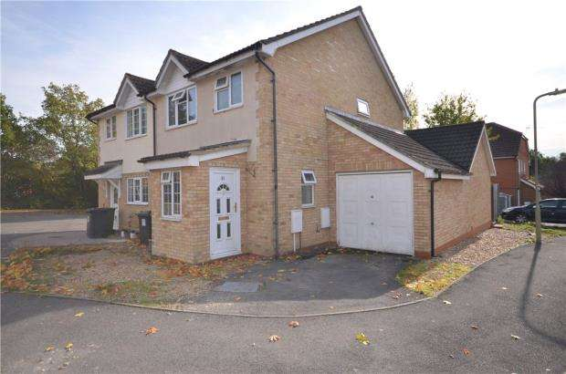 3 Bedrooms Semi Detached House for sale in Summerfields, Chineham, Basingstoke