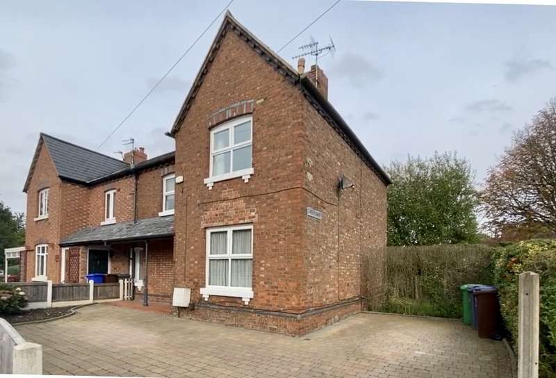 3 Bedrooms Semi Detached House for sale in Royle Green Road, Manchester