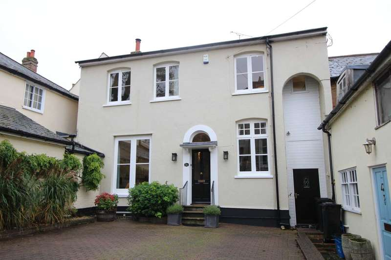 4 Bedrooms Town House for sale in Cromwell Hill, Maldon