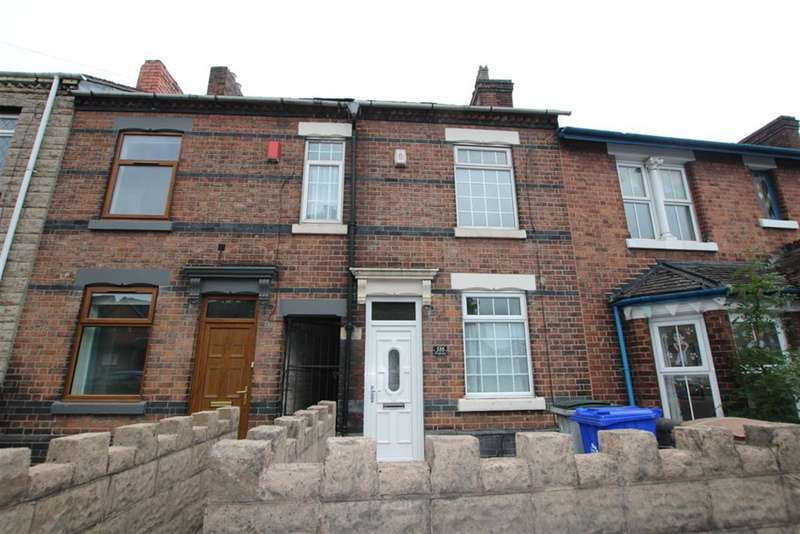 2 Bedrooms Terraced House for rent in Werrington Road, Stoke On Trent, ST2 9AB