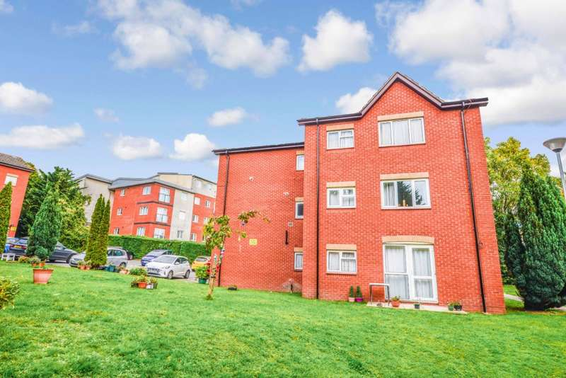 1 Bedroom Flat for sale in Cobden Court 22a Cobden Avenue, Bitterne, Southampton, SO18