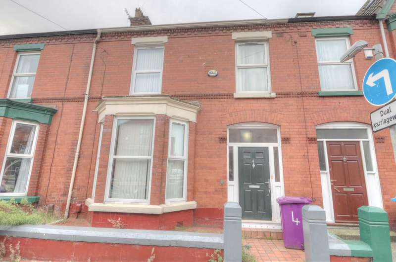 6 Bedrooms House Share for rent in Ramilies Road, Mossley Hill