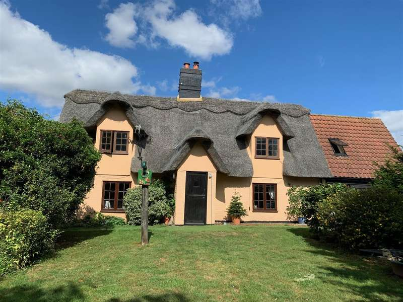 6 Bedrooms Detached House for sale in Broomstick Cottage, 28 The Cotes, Soham