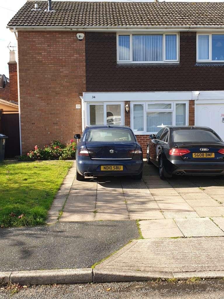 3 Bedrooms Semi Detached House for rent in Hilltop Drive, Birmingham, B36