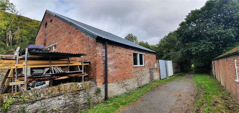 Land Commercial for sale in Station Road, Knighton, LD7 1DT