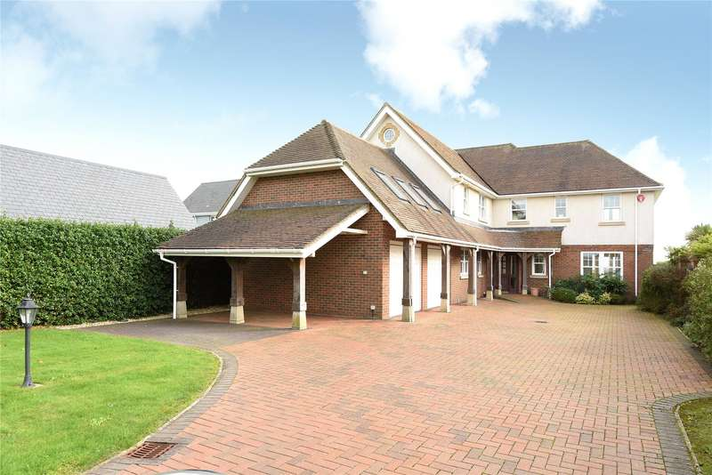 6 Bedrooms Detached House for sale in Whately Road, Milford on Sea, Lymington, Hampshire, SO41