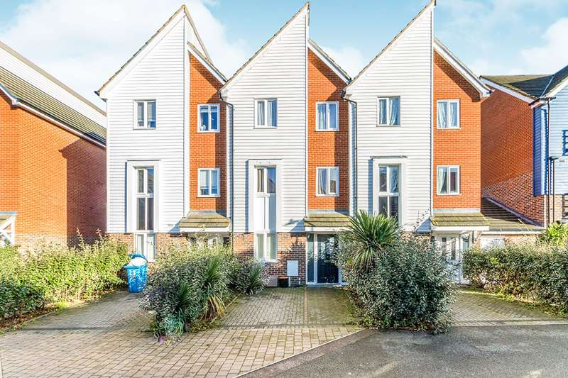 3 Bedrooms House for sale in Thomas Neame Avenue, Faversham, Kent, ME13