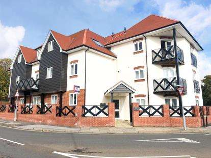 1 Bedroom Flat for sale in Fareham, Hampshire