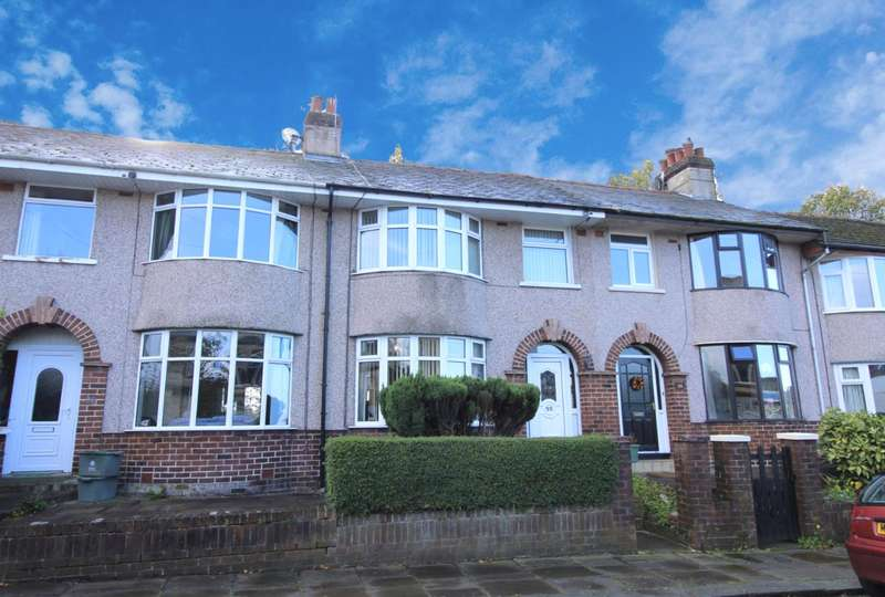 3 Bedrooms Terraced House for sale in Wellington Road, Lancaster