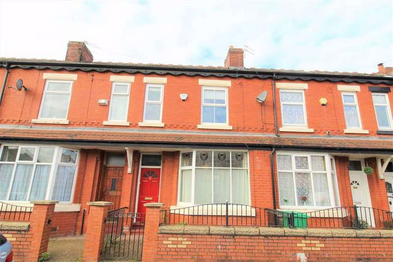 3 Bedrooms Terraced House for sale in St Oswalds Road, Levenshulme, Manchester