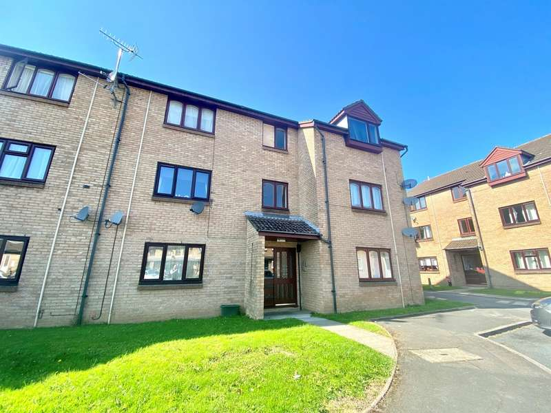 2 Bedrooms Ground Flat for sale in Collingwood Crescent, Newport