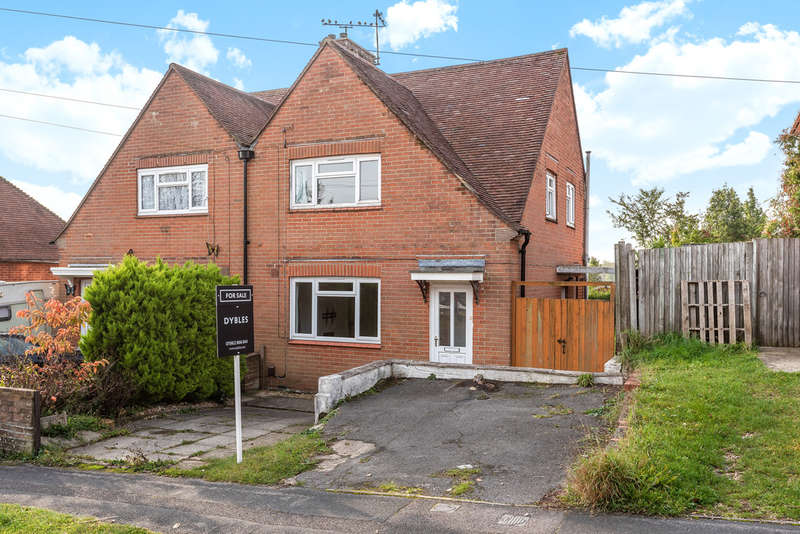 2 Bedrooms Semi Detached House for sale in Battery Hill, Winchester