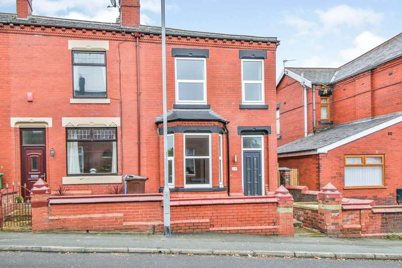 3 Bedrooms End Of Terrace House for sale in Turf Lane, Oldham, Greater Manchester, OL2