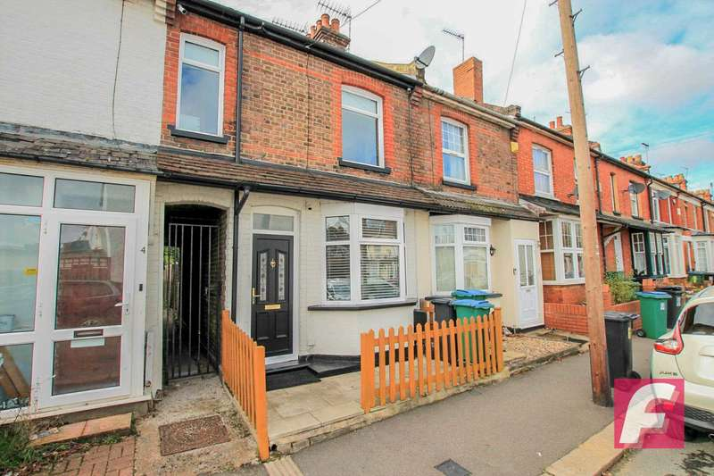 2 Bedrooms Terraced House for sale in Milton Street, Watford, WD24