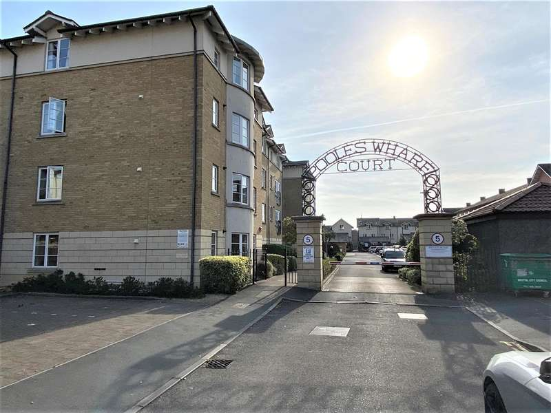 2 Bedrooms Apartment Flat for rent in Pooles Wharf Court, Hotwells, Bristol