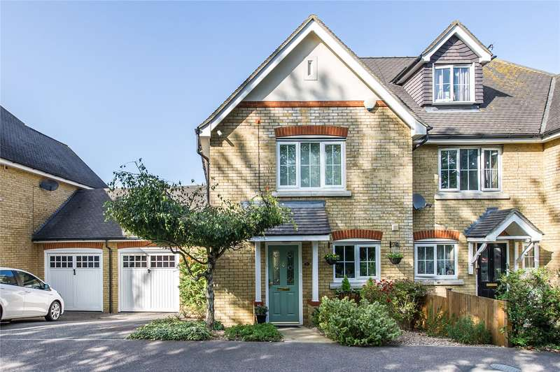 3 Bedrooms Link Detached House for sale in Olivier Drive, Wainscott, Kent, ME3