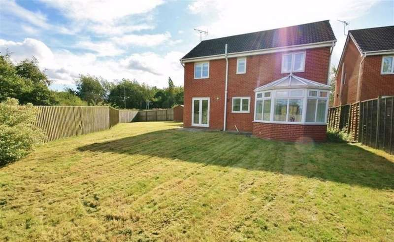 5 Bedrooms Detached House for rent in Galingale View, Newcastle